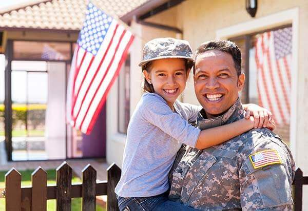 VA mortgage loans benefit military providers