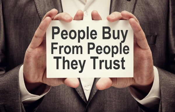 Reviews increase trust in your products