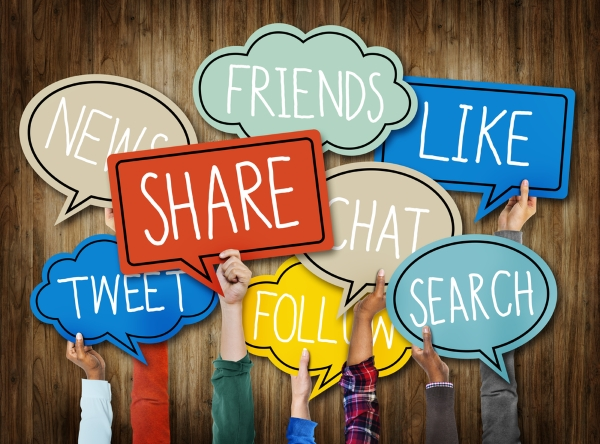 Share your blog content on social media platforms