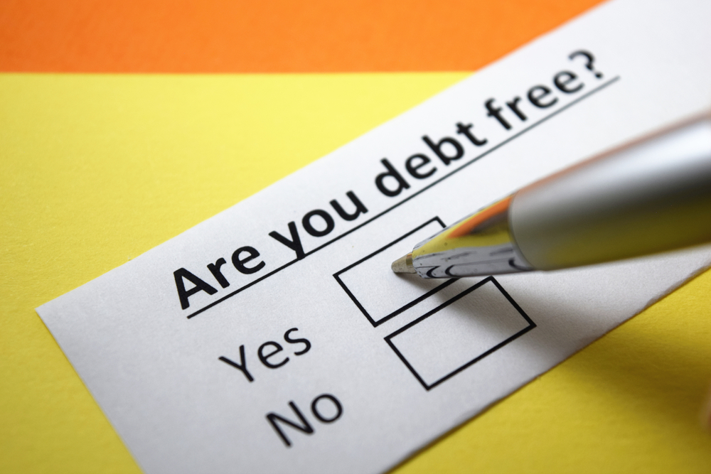 Make sure youre debt free by avoiding these scams