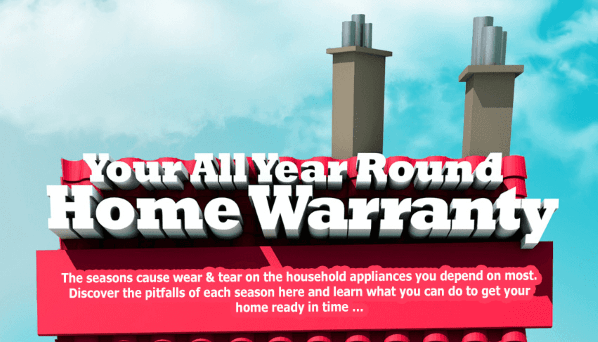 Home warranties in the seasons