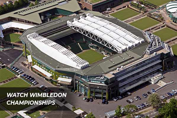 VPNs for Wimbledon