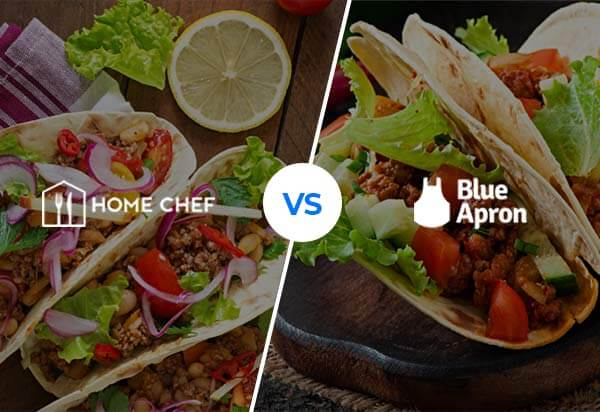 Home Chef vs Blue Apron