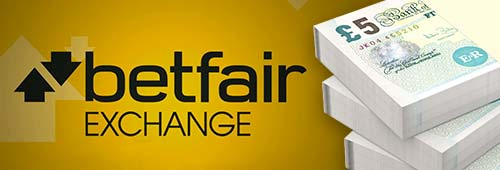 Don't miss out on Betfair Exchange