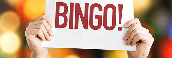 There is a huge variety of potential prizes you can win in bingo