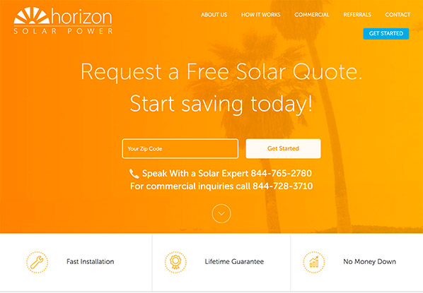 Solar electric system solutions for Californian homes & businesses