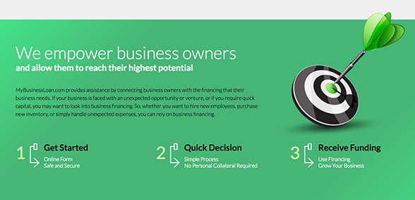 MyBusinessLoans.com Empowers Business Owners