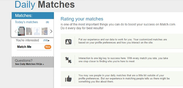 Match Search Tools