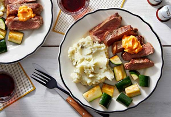 Best Meal Kit Services for Seniors - blue apron
