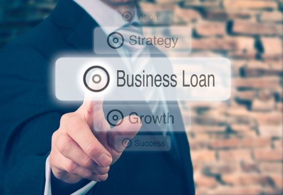Don't admit business defeat, a loan can help
