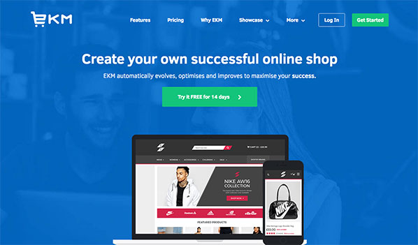 EKM Ecommerce Platform Review