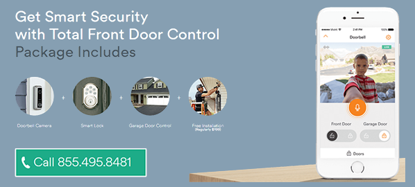 Get smart security with vivint