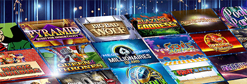 Don't miss PokerStars Casino's wide range of games
