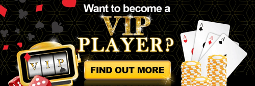 Don't miss 333 Casino's VIP programme