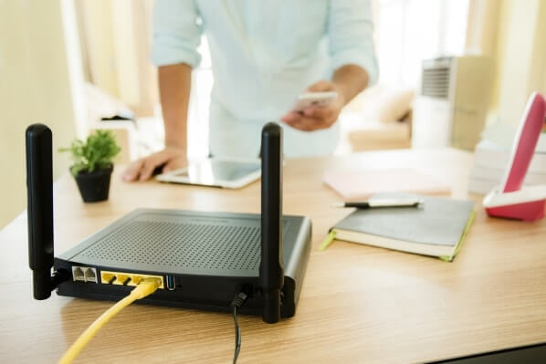 VPNs for routers