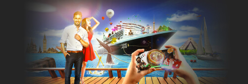 Get ready to go on a gaming vacation with Casino Cruise