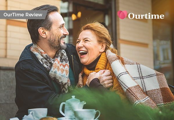 OurTime online dating review for 50+ singles