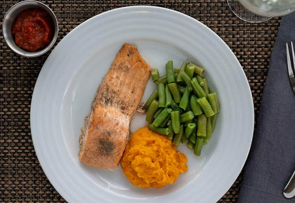 Factor 75 paleo meal options