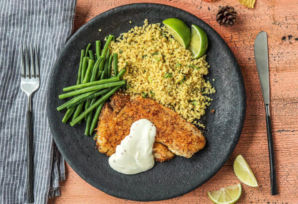 HelloFresh diabetic recipe