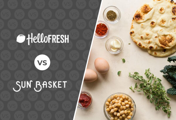 HelloFresh vs Sun Basket - Which Meal Kit Should You Try?