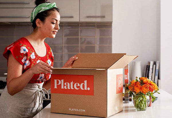 Plated flexible delivery