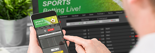 In-play betting is a great alternative to betting before games