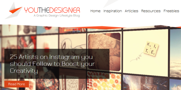 Web design blogs – You the Designer