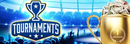 Participate in tournaments and more special events at bgo