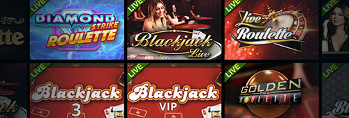 Play our wide variety of games at RockstarReels