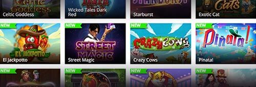 Play a wide variety of games at Toptally