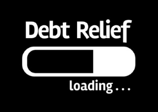 debt relief loading