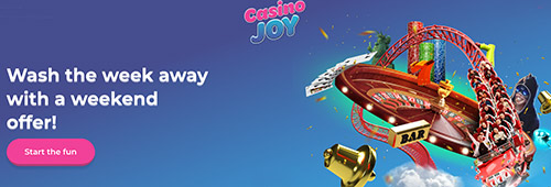 For the best experience, start playing at Casino Joy now