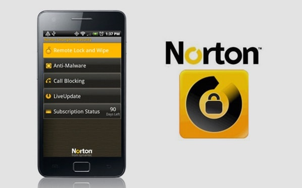 Norton Android antivirus