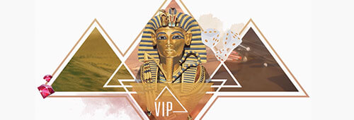 Join Temple Nile's VIP programme today