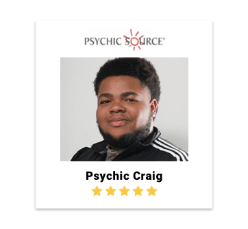 Psychic Craig from Psychic Source