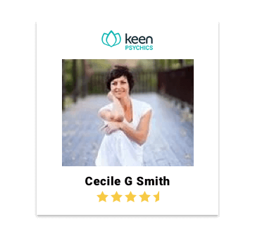 Cecile G Smith from Keen Psychics
