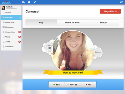 Reviews of zoosk dating service
