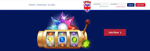 Join Spin Hill today for a great online casino experience