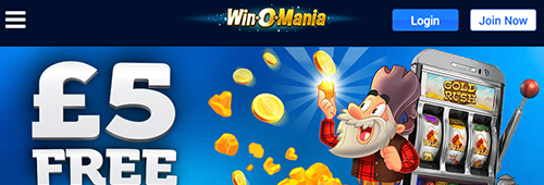 Join Winomania for a great betting experience