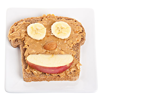Peanut butter extreme sandwich but not PBX