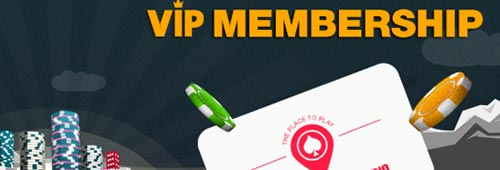 Join the VIP programme today