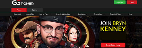 Join GGPoker today for a great online experience