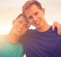 Top habits of happy gay couples