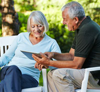 Widows and widowers dating online