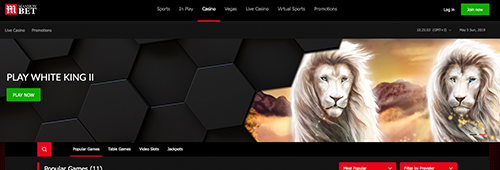 Join Mansionbet casino today for a great online experience