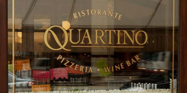 Mature singles in Chicago at Quartino