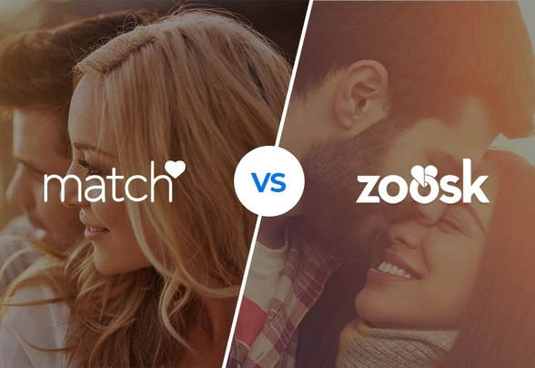 Match vs Zoosk