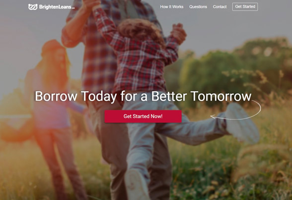 Get personal loan with BrightenLoans for a better tomorrow