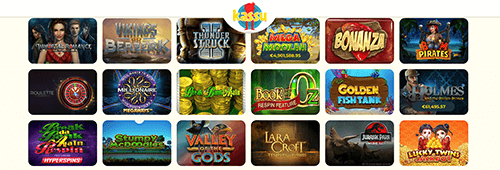 Kassu casino games