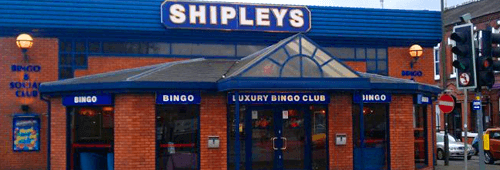 Shipleys Luxury Bingo Club, Redditch